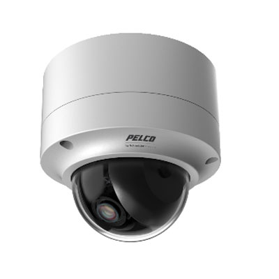 Pelco IMP1110-1EI 1MP colour monochrome mini IP dome camera