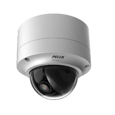 Pelco IMP1110-1ERS 1MP colour monochrome mini IP dome camera