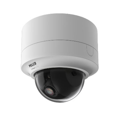 Pelco IMP1110-1S 1MP colour monochrome mini IP dome camera