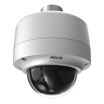 Pelco IMP319-1EP 1/3-inch day/night IP dome camera with 3 megapixel resolution