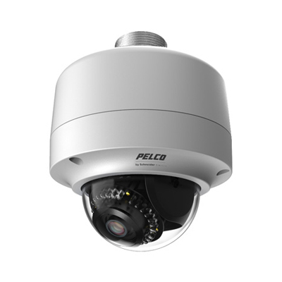Pelco IMP319-1ERP 1/3.2-inch day/night IP dome camera with 3 megapixel resolution