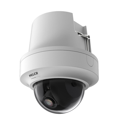 Pelco IMP319-1I 1/3-inch Day/night IP Dome Camera With 3 MP Resolution