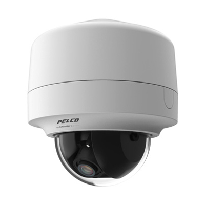 Pelco IMP319-1P 1/3-inch day/night IP dome camera with 3 MP resolution
