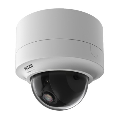 Pelco IMP319-1S 1/3-inch Day/night IP Dome Camera With 3 MP Resolution