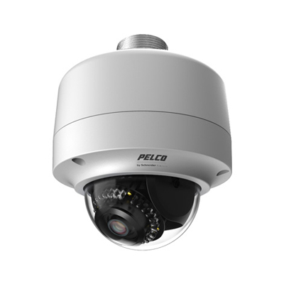 Pelco IMP519-1ERP 1/3.2-inch day/night IP dome camera with 5 MP resolution