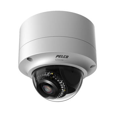 Pelco IMP519-1ERS 1/3.2-inch day/night IP dome camera with 5 MP resolution