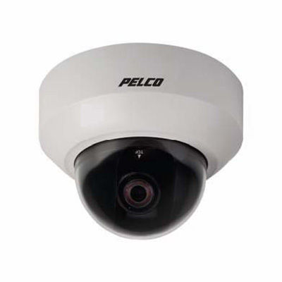 Pelco IS20-DNV10FX camclosure internal true day / night dome camera