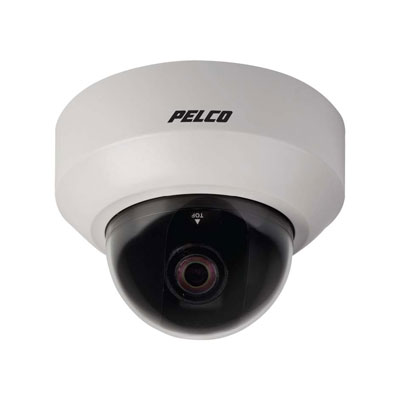 Pelco IS21-DWSV8SX indoor true day / night WDR minidome camera