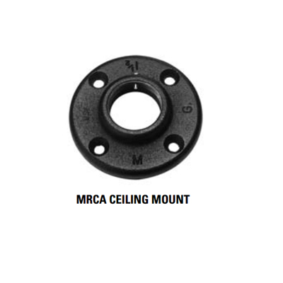 Pelco MRCA ceiling mounting indoor application