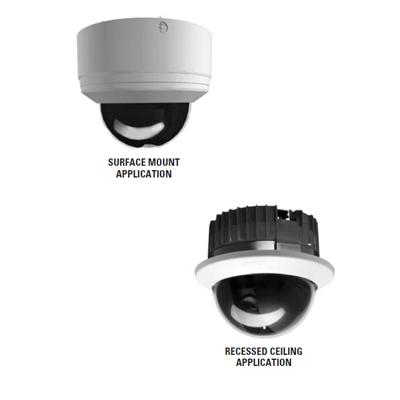 Pelco SD4-W1-X colour internal PTZ dome camera