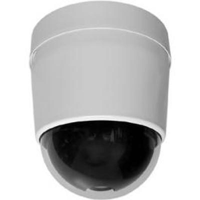 Pelco SD423-SMW-0-X tru day / night internal PTZ dome camera - surface mount