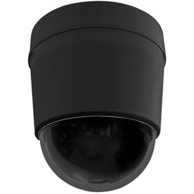 Pelco SD435-SMB-0-X True day / night internal PTZ dome camer a- surface black smoked
