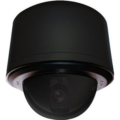 Pelco SD4E27-F0-X flush mount white smoked PTZ dome camera
