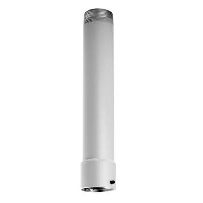 Pelco SP01-146B fixed length extension designed for high ceiling installations