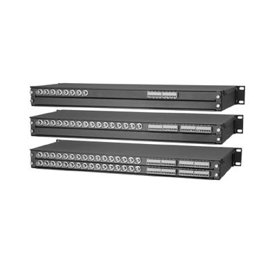 Pelco TW4008P Multichannel Video Transceiver