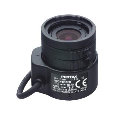 Pentax C60635HK day/night 6 - 12 mm varifocal lens for CS mount cameras