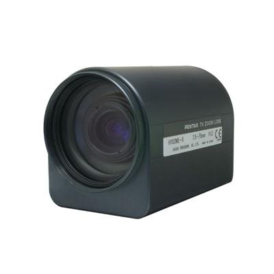 Pentax C60701WX zoom lens with 2 motors and auto iris