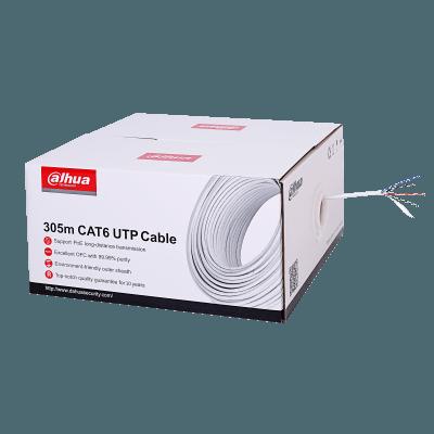 Dahua Technology DH-PFM920I-6UN-U 305m UTP CAT6 CPR E/UL CM Cable