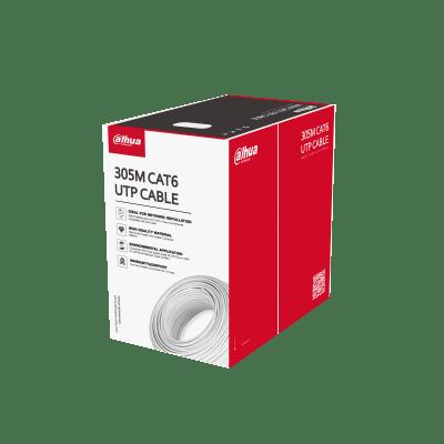 Dahua Technology PFM923I-6UN-C 305m UTP CAT6 LSZH CPR E Cable