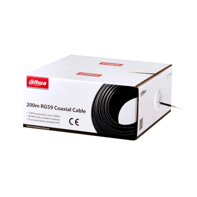 Dahua Technology PFM930-59N 200m RG59 Coaxial Cable