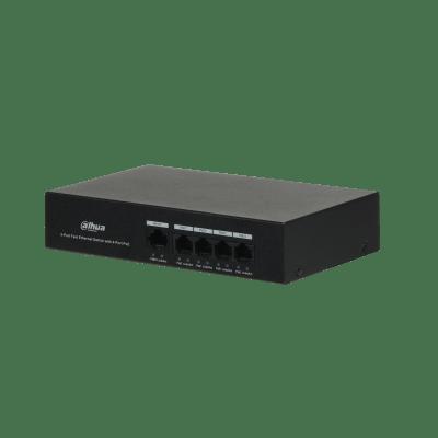 Dahua Technology PFS3005-4ET-36 4-Port PoE Switch (Unmanaged)