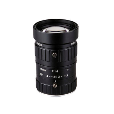 "Dahua Technology PLF2050-M 5 MegaPixel 1"" 16mm Fixed Lens"