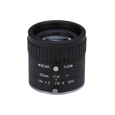 "Dahua Technology PLF2151-M 5 MegaPixel 1"" 35mm Fixed Lens"