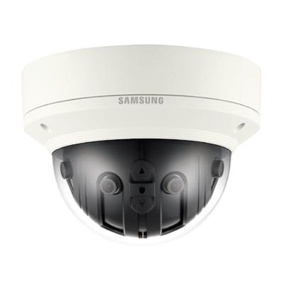 Hanwha Techwin America PNM-9020V 7.3Megapixel Multi-sensor 180˚ Panoramic Camera