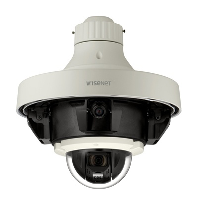 Hanwha Wisenet PNM-9000 Multi-directional Camera