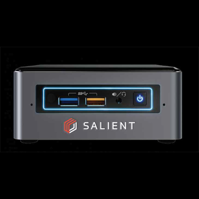 Salient Systems POWERMICRO NVR For IP Cameras