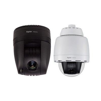 Illustra IPP02P6BSWTT Pro Feature Plus 2MP PTZ, 30x, outdoor, non-vandal, smoked, white, TDN, TWDR