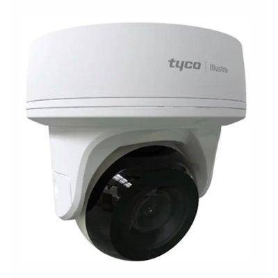 Illustra IPS08-D13-OI03 Pro 8MP MiniDome, motorized P-Iris 3.6-10mm, Indoor/Outdoor IP67, IK10, TDN w/IR, TWDR