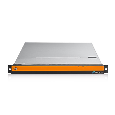 Promise Technology Vess Orange (A6120-AS) 16GB RAM NVR designed for running intelligent video analytics