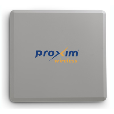 Proxim Wireless provides 300 Mbps wireless connectivity with the Tsunami 8100 product line