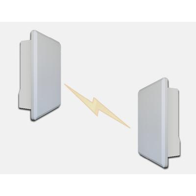 Proxim Wireless Tsunami QB-8150-LNK CCTV transmission system with 23 dBi Integrated antenna