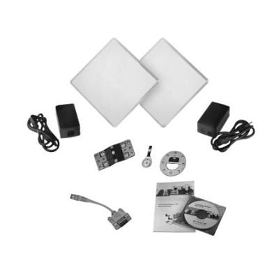 Proxim Wireless Tsunami QuickBridge.11 4954-R CCTV transmission system with 21 dBi Integrated Antennas