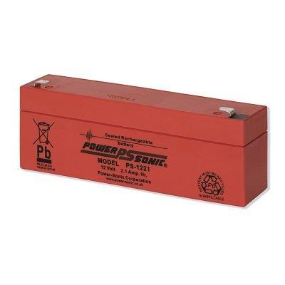 Vanderbilt PS1221 12v/2.1Ah Flame retardant battery