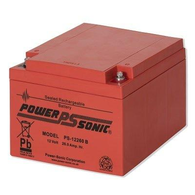 Vanderbilt PS12260 Battery 12v/26.0Ah Flame Ret.