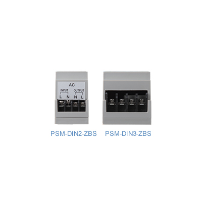 Climax Technology PSM-DIN2/3-ZBS DIN Rail Power Meter Switches