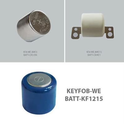 Pyronix Batteries for Enforcer Two-Way Wireless Keyfob