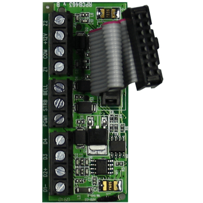 Pyronix RIX2-WE input/output board for Enforcer control panel