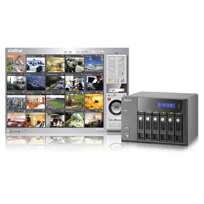 QNAP launched VioStor Pro Series NVR with high-definition local display