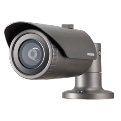 Hanwha Techwin America QNO-6030R 2MP Network IR Bullet Camera