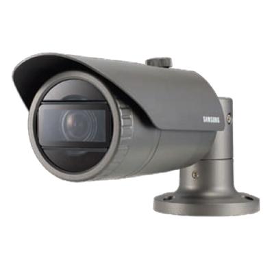 Hanwha Techwin America QNO-6070R 2Megapixel Full HD Network IR Bullet Camera