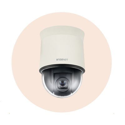 Hanwha Techwin America QNP-6230 2M 23x Network PTZ Dome Camera