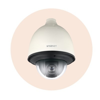 Hanwha Techwin America QNP-6230H 2M 23x Network PTZ Dome Camera