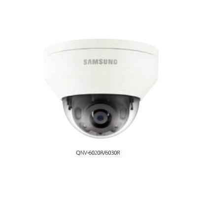 Hanwha Techwin America QNV-6030R 2M Vandal-Resistant Network IR Dome Camera