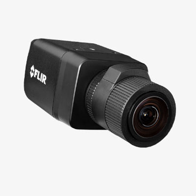 FLIR Systems Quasar 4K Fixed Box Ultra HD IP Camera