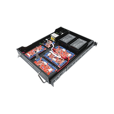 Inner Range 995220PEEU2 Rack Drawer powered with 2Amp PSU (Europe)