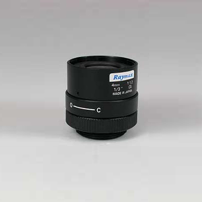 Raymax LTF0412CS 1/3 inch CS-mount fixed focal lens